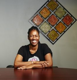 Gina Brown, Southern AIDS Coalition, Birmingham, AL